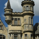 Picture - A castle like building in Trinidad.