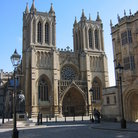 Picture - Bristol Cathedral.