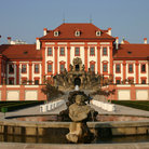 Picture - Castle Troja in Prague.