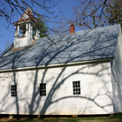Picture - Old Baptist church, Townsend.