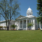 Picture - County Courthouse, Tuscumbia.
