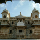 Picture - The Jagmandir Palace , situated on an island in Lake Pichola,Udaipur.
