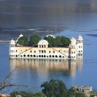 Picture - The sunken palace at Udaipur.