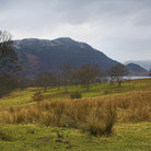Picture - Ullswater in the Lake District.
