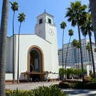 Picture - Union Station, Los Angeles.