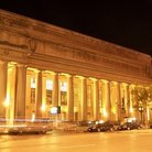 Picture - Toronto's Union Station at nigth.