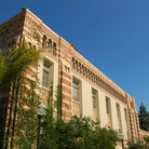Picture - Romanesque Revival building at the University of California, Los Angeles.