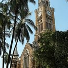 Picture - Clock tower at the Mumbai University.