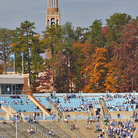 Picture - Stadium at the University of North Carolina.