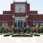 Picture - Memorial Stadium at the University of Oklahoma in Norman.
