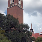 Picture - Tower at the University of Florida in Tampa.