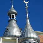 Picture - Architectural detail from the University of Tampa.