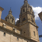 Picture - Detail of the Pontifical University in Salamanca.