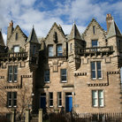 Picture - A building at St Andrews University.