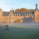Picture - Arenberg Castle located on the Catholic University campus in Leuven.