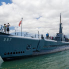 Picture - USS Bowfin, a WWII submarine in Pearl Harbor, Hawaii.