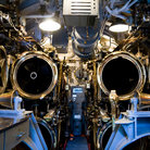 Picture - Torpedo room of the USS Bowfin in Pearl Harbor.