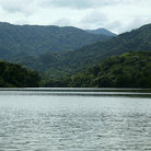 Picture - Dos Bocas Lake in Utuado.