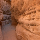 Picture - Slot canyon at Valley of Fire State Park.