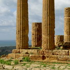 Picture - Valley of the temples in Agrigento.