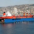 Picture - Ship off Valparaiso.