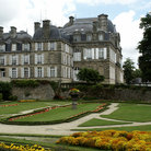 Picture - A large estate in Vannes.
