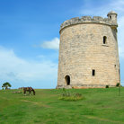 Picture - An old tower in Varadero.