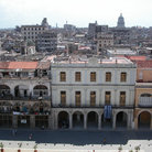 Picture - Colonial architecture in Havana.