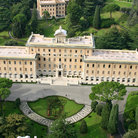 Picture - The Pope's residence in Vatican City.