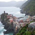 Picture - Overview of Vernazza.