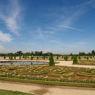 Picture - Garden at Versailles on the outskirts of Paris.