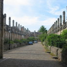 Picture - The Vicars' Close in Wells.