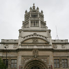 Picture - The Victoria and Albert Museum in London.