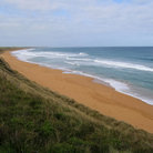 Picture - Beach near Warnambool, Victoria.