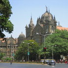 Picture - Victoria Terminus, fine Victorian Gothic architecture, was completed in 1888.
