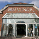 Picture - The Viking Museum in Ribe.