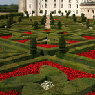 Picture - The Villandry Castle and Gardens.