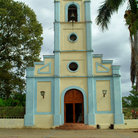 Picture - Church in Vinales.