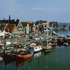 Picture - The village of Volendam.