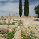 Picture - Foundations of the ancient town of Volubilis.