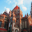 Picture - The Votive Church in Szeged.