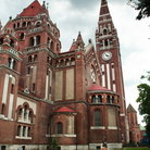Picture - The Cathedral of Szeged.