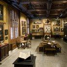 Picture - The Chamber of Wonders at the Walters Art Gallery in Baltimore.