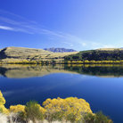 Picture - Lake Hayes located in the Wanaka area.