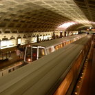 Picture - Washington metro system / subway.