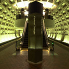 Picture - Federal Triangle Metro Station, Washington.