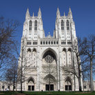 Picture - Washington National Cathedral in Washington.