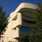 Picture - Exterior of the National Museum of the American Indian in Washington.