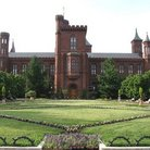 Picture - Rear view of the Smithsonian Castle in Washington.