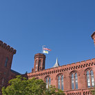 Picture - The Smithsonian Castle, Washington.